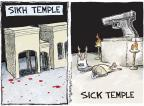 Nick Anderson  Nick Anderson's Editorial Cartoons 2012-08-08 sick