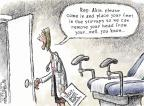 Nick Anderson  Nick Anderson's Editorial Cartoons 2012-08-21 rights of women