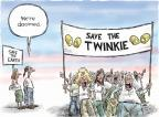 Nick Anderson  Nick Anderson's Editorial Cartoons 2012-11-21 climate change