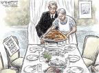 Nick Anderson  Nick Anderson's Editorial Cartoons 2012-11-22 black