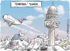 Nick Anderson  Nick Anderson's Editorial Cartoons 2013-04-28 traffic