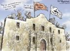 Nick Anderson  Nick Anderson's Editorial Cartoons 2013-07-17 rights of women