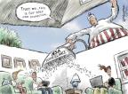 Nick Anderson  Nick Anderson's Editorial Cartoons 2013-08-11 national security
