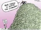 Nick Anderson  Nick Anderson's Editorial Cartoons 2013-12-10 income inequality