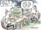 Nick Anderson  Nick Anderson's Editorial Cartoons 2013-12-11 national security