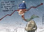 Nick Anderson  Nick Anderson's Editorial Cartoons 2014-01-07 climate change