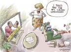Nick Anderson  Nick Anderson's Editorial Cartoons 2014-05-15 concussion