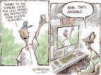 Nick Anderson  Nick Anderson's Editorial Cartoons 2014-06-29 national security