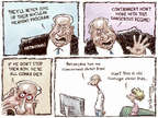 Nick Anderson  Nick Anderson's Editorial Cartoons 2015-04-08 Israel