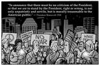 Kirk Anderson  Kirk Anderson's Editorial Cartoons 2003-03-25 but
