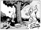 Kirk Anderson  Kirk Anderson's Editorial Cartoons 2005-02-08 belief