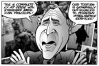 Kirk Anderson  Kirk Anderson's Editorial Cartoons 2004-05-03 George W. Bush