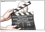 Clay Bennett  Clay Bennett's Editorial Cartoons 2008-01-05 2008 primary