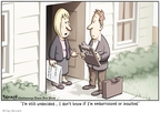 Clay Bennett  Clay Bennett's Editorial Cartoons 2008-01-22 know