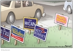 Clay Bennett  Clay Bennett's Editorial Cartoons 2008-02-02 2008 primary