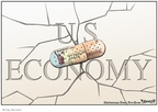 Clay Bennett  Clay Bennett's Editorial Cartoons 2008-04-29 recession