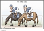 Clay Bennett  Clay Bennett's Editorial Cartoons 2008-05-03 2008 primary