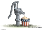 Clay Bennett  Clay Bennett's Editorial Cartoons 2008-06-12 recession