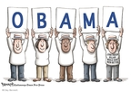 Clay Bennett  Clay Bennett's Editorial Cartoons 2008-08-26 2008 political convention