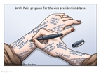 Clay Bennett  Clay Bennett's Editorial Cartoons 2008-10-01 2008 debate