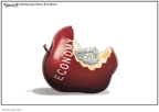 Clay Bennett  Clay Bennett's Editorial Cartoons 2008-11-01 recession
