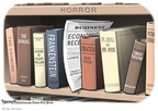 Clay Bennett  Clay Bennett's Editorial Cartoons 2008-11-19 recession