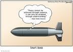 Clay Bennett  Clay Bennett's Editorial Cartoons 2009-01-06 Israel