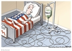 Clay Bennett  Clay Bennett's Editorial Cartoons 2009-02-12 plan