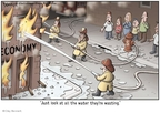 Clay Bennett  Clay Bennett's Editorial Cartoons 2009-03-12 plan