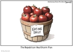 Clay Bennett  Clay Bennett's Editorial Cartoons 2009-05-14 plan