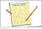 Clay Bennett  Clay Bennett's Editorial Cartoons 2009-09-13 plan