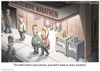 Clay Bennett  Clay Bennett's Editorial Cartoons 2009-10-31 reality
