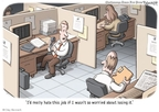 Clay Bennett  Clay Bennett's Editorial Cartoons 2009-11-21 unemployment