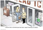 Clay Bennett  Clay Bennett's Editorial Cartoons 2010-02-04 plan