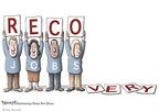 Clay Bennett  Clay Bennett's Editorial Cartoons 2010-02-27 unemployment