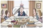 Clay Bennett  Clay Bennett's Editorial Cartoons 2010-11-25 unemployment