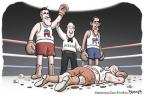 Clay Bennett  Clay Bennett's Editorial Cartoons 2012-10-08 reality