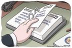 Clay Bennett  Clay Bennett's Editorial Cartoons 2013-01-22 2013