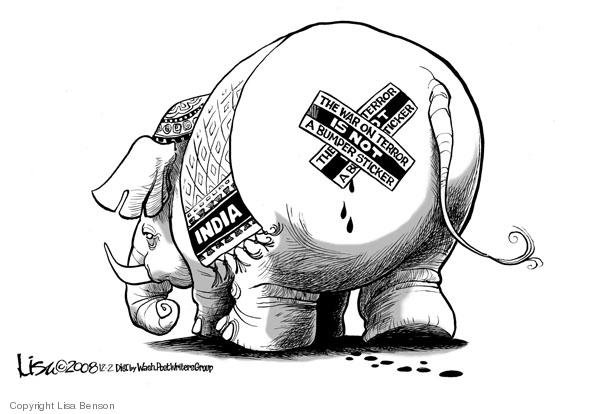 Lisa Bensons Editorial Cartoons Indian Editorial Cartoons The