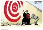 Lisa Benson  Lisa Benson's Editorial Cartoons 2008-07-03 Israel