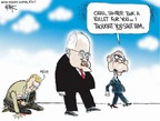 Chip Bok  Chip Bok's Editorial Cartoons 2007-06-11 Bush administration