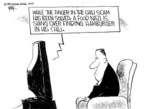 Chip Bok  Chip Bok's Editorial Cartoons 2005-05-16 crime