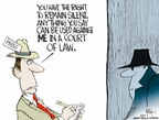 Chip Bok  Chip Bok's Editorial Cartoons 2005-07-05 law