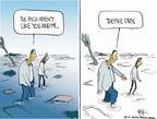 Chip Bok  Chip Bok's Editorial Cartoons 2005-09-09 wealth