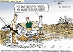 Chip Bok  Chip Bok's Editorial Cartoons 2005-09-14 Hurricane Katrina