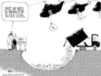 Chip Bok  Chip Bok's Editorial Cartoons 2005-09-27 Hurricane Katrina