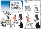 Chip Bok  Chip Bok's Editorial Cartoons 2006-03-23 question