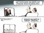 Chip Bok  Chip Bok's Editorial Cartoons 2006-04-12 illegal immigration