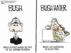 Chip Bok  Chip Bok's Editorial Cartoons 2006-08-08 Bush administration