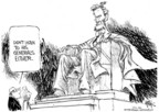 Chip Bok  Chip Bok's Editorial Cartoons 2007-01-12 American History
